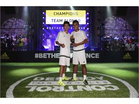 adidas Be The Difference LA - 2 v. 2 Tournament Champions