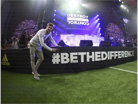 Steven Gerrard - adidas Be The Difference LA (1)