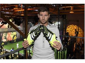 Steven Gerrard - adidas Be The Difference LA (2)