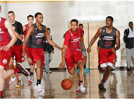 Jacob Young AdidasUprising Day 3