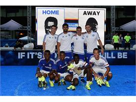 adidas Hosts Chelsea FC in NYC 2