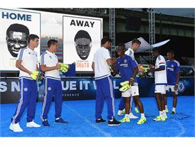 adidas Hosts Chelsea FC in NYC 6
