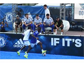 adidas Hosts Chelsea FC in NYC 8