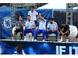 adidas Hosts Chelsea FC in NYC 11