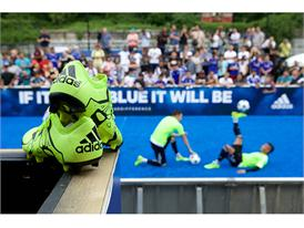 adidas Hosts Chelsea FC in NYC 16