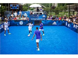 adidas Hosts Chelsea FC in NYC 18