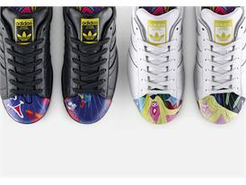 adidas Originals by Pharrell Williams - Supershell - Artwork Collection James Todd