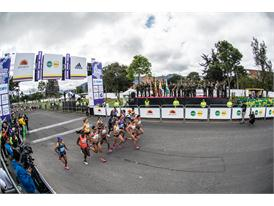 Media Maratón de Bogotá 50