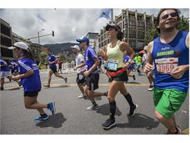 Media Maratón de Bogotá 70
