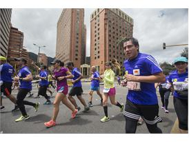 Media Maratón de Bogotá 71