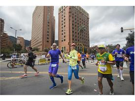 Media Maratón de Bogotá 73