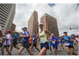 Media Maratón de Bogotá 74