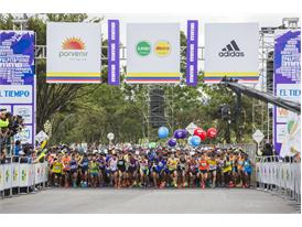 Media Maratón de Bogotá 87