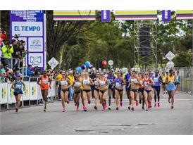 Media Maratón de Bogotá 89