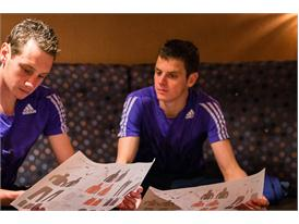 adidas - Olympic announcement - Ali and Jonny Brownlee