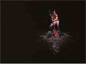 Manchester United 2015/16 Home Kit 3