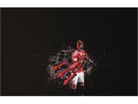 Manchester United 2015/16 Home Kit 9
