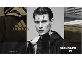 「adidas STANDARD 19」 01