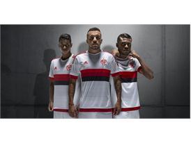 Flamengo Away Kit