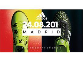 adidas te invita a vivir la revolución del fútbol en Madrid