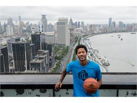 adidas Derrick Rose íºTake on Summerí¿ in Shanghai 1