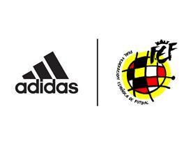 Logo Composite adidas Federación