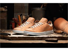 adidas Horween StanSmith Detail Pair