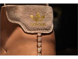 adidas Horween StanSmithMid Detail Heel