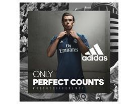 Real Madrid Athlete Third Bale SQ