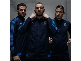 Anthem Jaket - Nacho, Benzema, James