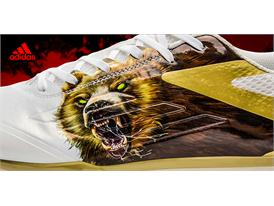 adidas Baseball Uncaged Bear - Details