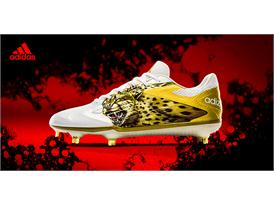adidas Baseball Uncaged Cheetah