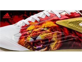 adidas Baseball Uncaged Lion - Details