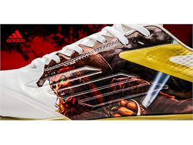 adidas Baseball Uncaged Pirate - Details