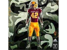 ASU - adidas PT42 Full Uniform