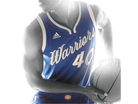 Christmas Day Jersey 2015 Warriors 2