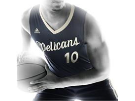 Christmas Day Jersey 2015 Pelicans 2