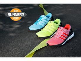 Runners World - Boston Boost