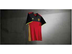Belgium Reveal New Home Kit