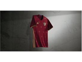 adidas unveils Russian national team UEFA EURO 2016™ home kit