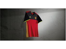 Белгия представя нов екип за Европейското първенство 2016