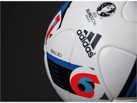 Зинедин Зидан разкрива BEAU JEU: официалната топка на ЕВРО 2016
