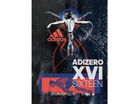 AdizeroXVI key visual