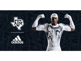 TexasA&M adidas AggieIce Baselayer