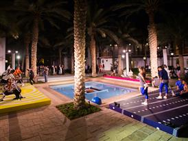 adidas by Stella McCartney Spring/Summer 2016 Dubai Launch Event 20