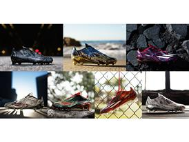 adidas Football Unveils the 2016 adizero 'Cleathead Collection'