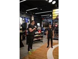аdidas представя обновените Home Court магазини в The Mall и Сердика Център