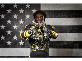 Army All-American Bowl East Gloves