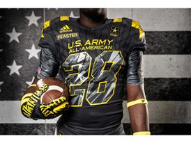 Army All-American Bowl East Jersey Front