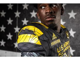 Army All-American Bowl East Shoulder Pad